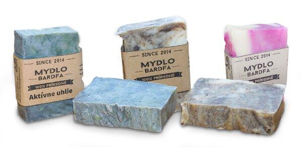 Prírodné mydlá a tuhé šampóny pre zdravú krásu