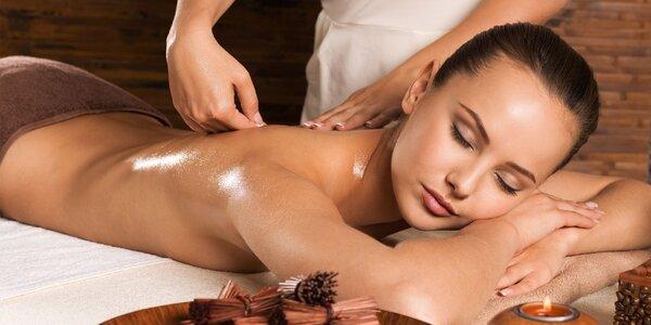 Dokonalá starostlivosť o chrbát vďaka masáži