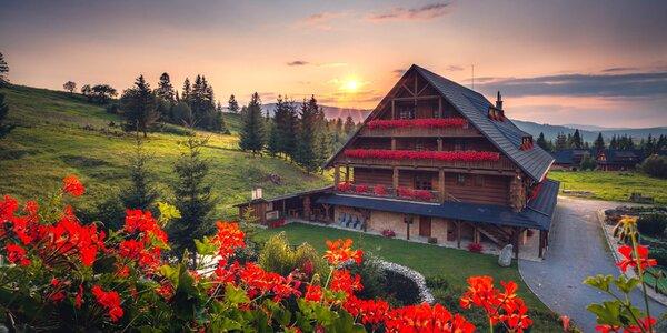 Relax v Západných Tatrách s novým, špičkovým saunovým svetom