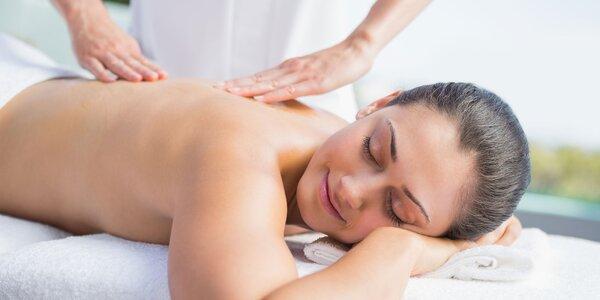 Celodenný vstup do wellness centra s masážou