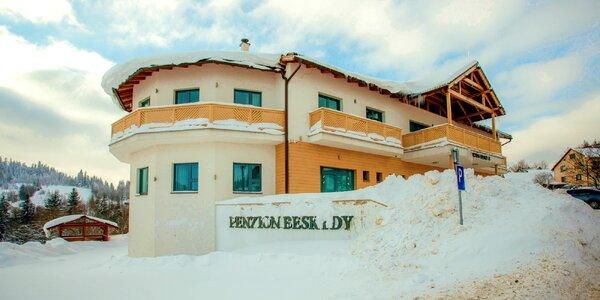 Wellness pobyt v Oravských Beskydách s možnosťou turistiky