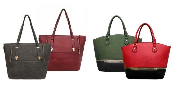 Elegantné dámske crossbody kabelky: rôzne farby