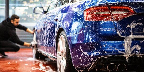 Čistenie interiéru a exteriéru vášho auta