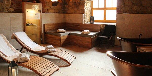 Príjemný pobyt v lesnom penzióne s polpenziou a privátnym wellness