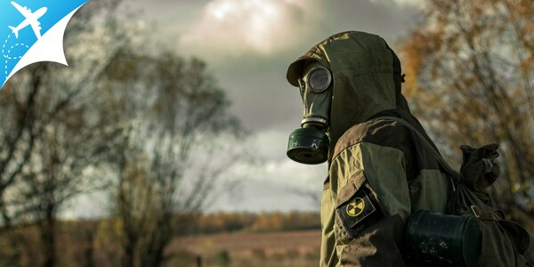 Letecký zájazd do Kyjeva s návštevou Černobyľu
