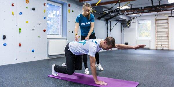Fyzioterapeutická masáž, konzultácia, meranie aj cvičenia