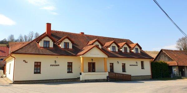 Pobyt v historickom penzióne na Orave so vstupom do aquaparku