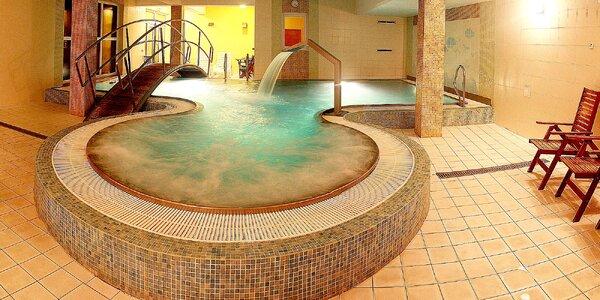 Skvelý wellness pobyt v obľúbenom hoteli***