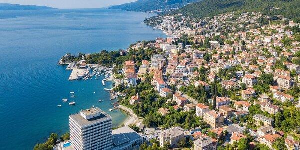 Malebná Istria: azúrové more, 4* hotel, polpenzia a vstup do kasína