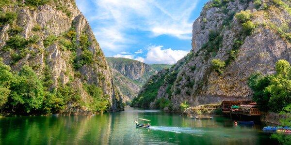 Severné Macedónsko - doprava, ubytovanie a program