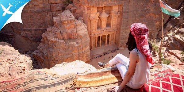 Izrael a Jordánsko - nezabudnuteľné Beduínske Vianoce