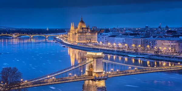 Pobyt v centre Budapešti v krásnom hoteli!