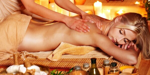 Salón ASANA: ayurvédske masážne balíčky