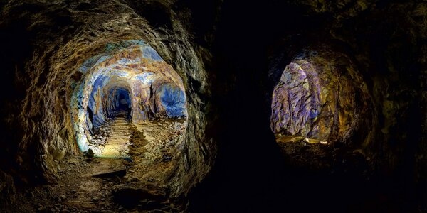 5 hodinová zážitková prehliadka Slovenských opálových baní