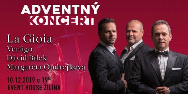 Adventný koncert v Žiline