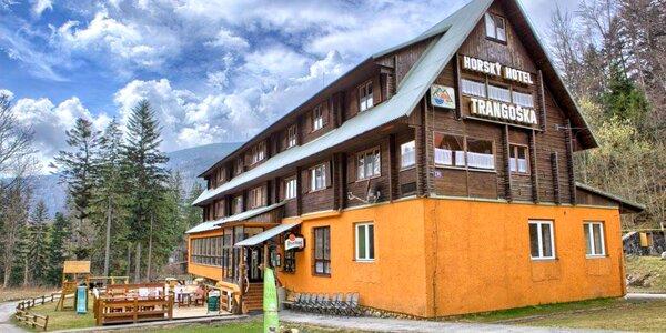 Horská chata Trangoška - pobyt s raňajkami alebo polpenziou, aj počas Veľkej noci