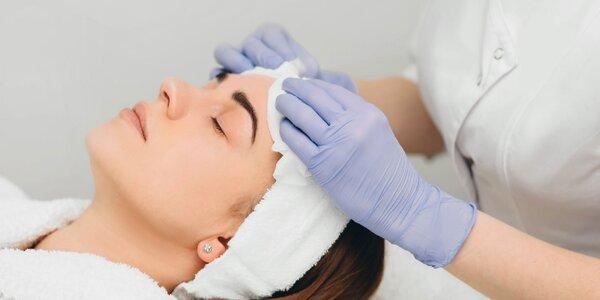 Čistenie a masáž tváre či unikátna LPG lift masáž