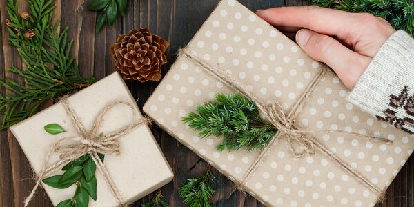 Nueva RAW vianočná krabička