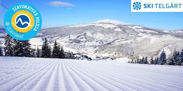 Celodenný skipas do lyžiarskeho strediska SKI Telgárt