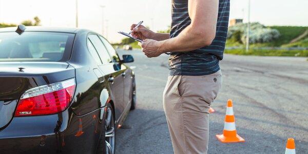 Kondičné jazdy v autoškole GARDE