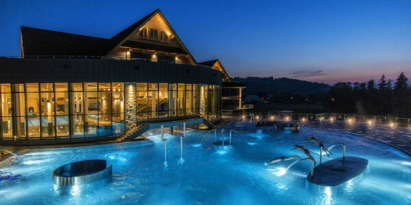 Nový hotel na brehu Oravskej priehrady aj so vstupom do Aquaparku