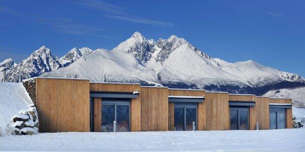 Nadštandardné apartmány vo Vysokých Tatrách so zľavou do Aquaparkov