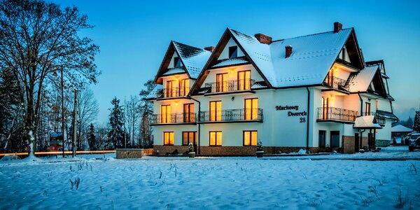 Wellness dovolenka v Białke Tatrzańskej pre páry aj rodiny