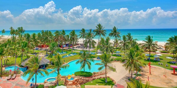 5* Crowne Plaza Resort Salalah s all inclusive