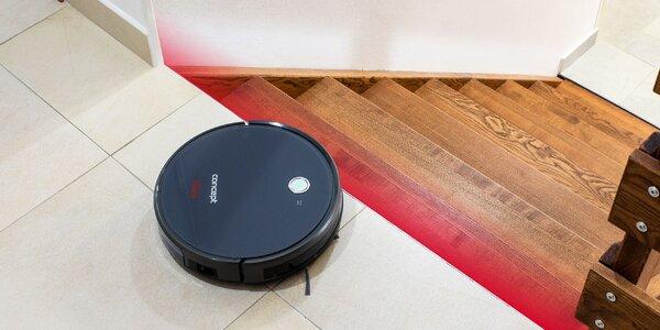 Inteligentný robotický vysávač Concept VR3000 Real Force