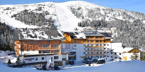 Aktívny relax v Rakúsku: hotel pri vleku, wellness