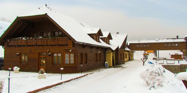 Wellness pobyt v unikátnom horskom hoteli Fuggerov Dvor