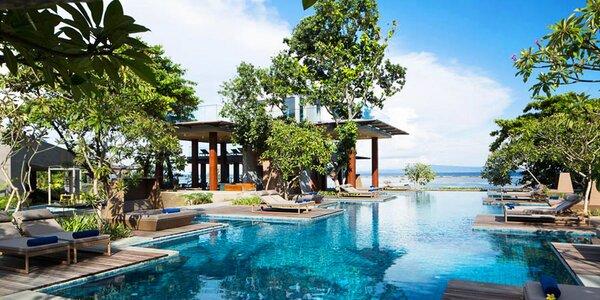 5* Maya Sanur Resort & Spa na Bali s raňajkami