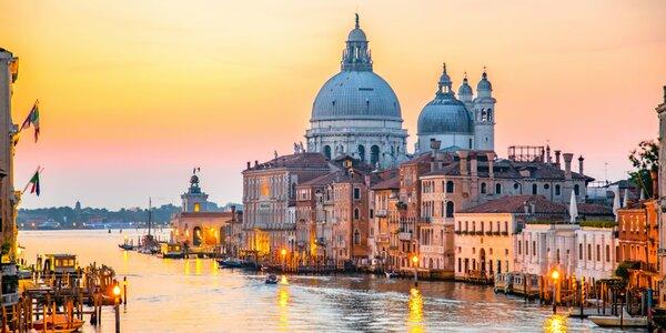 Spoznajte za 3 dni krásy preslávenej Ľubľany a Benátok