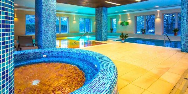Malebný Vyšehrad - 4* hotel, wellness a polpenzia