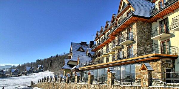 Wellness pobyt pre dvoch v hoteli Biały Dunajec Resort & Spa
