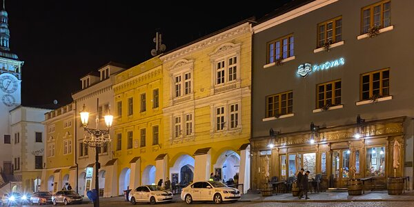 Pobyt v českom Kroměříži - pivné kúpele, polpenzia a wellness procedúry