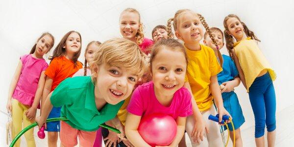 Detský jarný tábor OFFLANDIA plný zážitkov