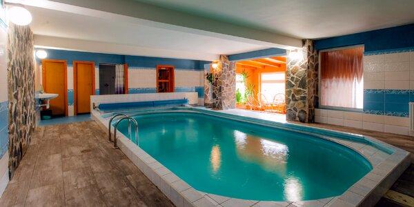 Dovolenka na Orave so saunou, bazénom aj zľavami na aquaparky