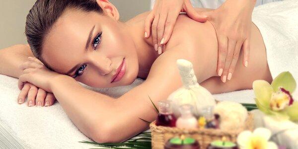 Ayurvédske masážne balíčky aj pre páry