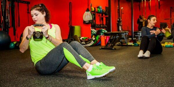 Jednorázový vstup na skupinové cvičenie s trénerkou alebo permanentka