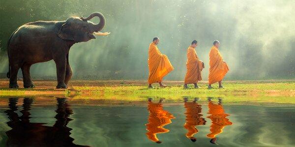 Cestujete do Thajska? Pršiplášť sa vám zíde najmä počas nášho leta.