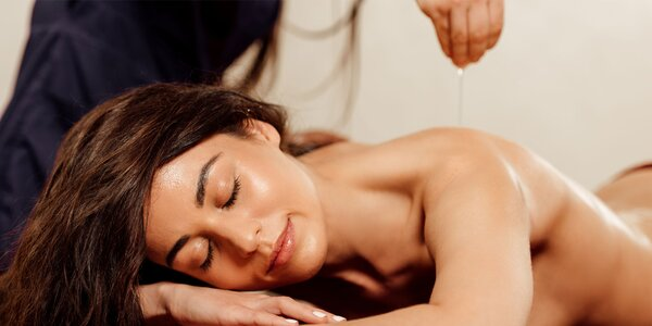 AromaTouch masáž na harmonizáciu tela a mysle