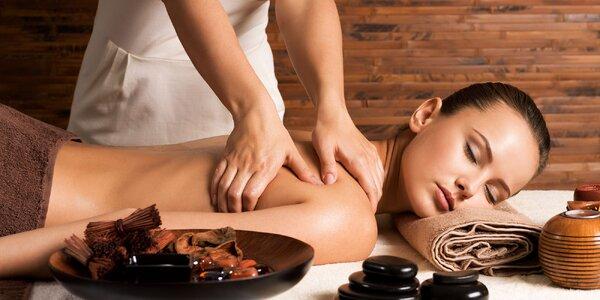 Meridiánová terapia, masáž alebo lymfodrenáž