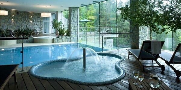 Wellness & Spa v luxusnom 4* hoteli v horskom rezorte Krynica Zdrój