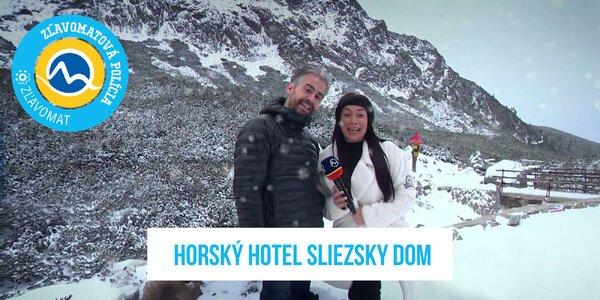 Vyrazte so Zľavomatovou políciou do najvyššie položeného hotela v SR - Sliezskeho domu!