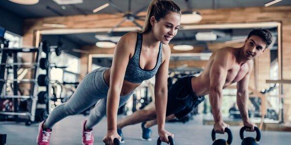 Jednorazový vstup do fitnesscentra LamaGYM