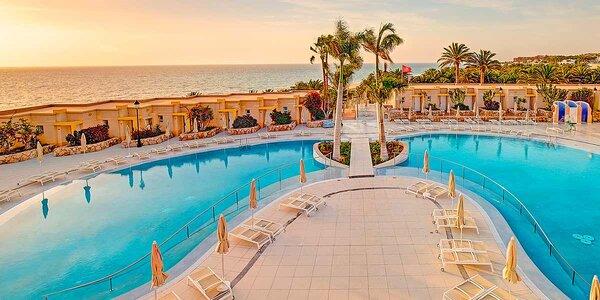 4* hotel s all inclusive v centre Costa Calma