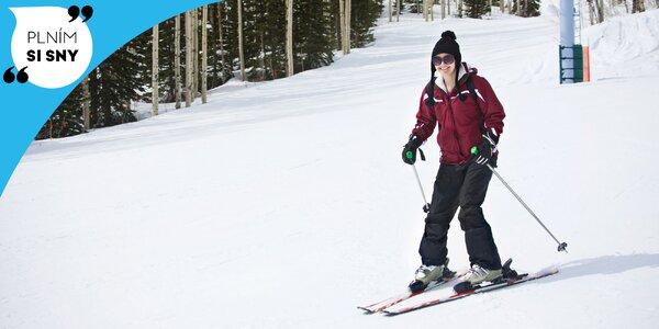 """Strach z lyžovania? 5 tipov, ako s ním začať aj """"na staré kolená""""!"""