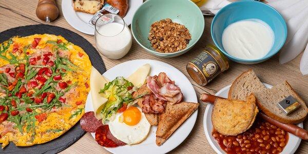 All you can eat raňajky vo Foodoo!