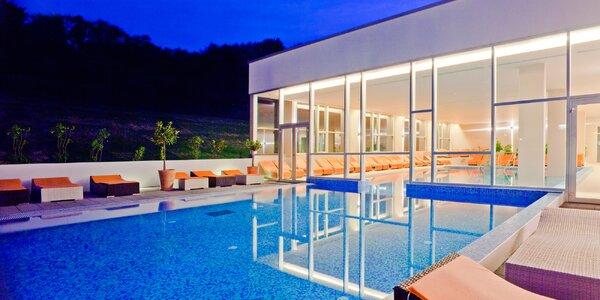4* hotel v Chorvátsku s polpenziou a termálnymi bazénmi